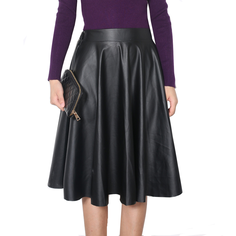 Гаджет  New Arrival 2015 Spring Autumn Midi Skirts Women