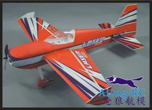 "Buy NEW PP material PLANE RC 3D airplane/RC MODEL HOBBY TOYS/-wingspan 38"" 15E LASER 3D airplane (KIT OR PNP SET) ) for $78.80 in AliExpress store"