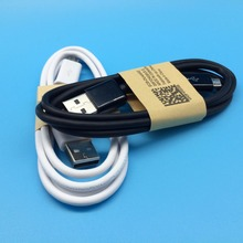 High Micro USB Cable Mobile Phone Charging Cable 1M USB2.0 Data sync Charger Cable for Samsung galaxy S3 S4 note2 Android Phone