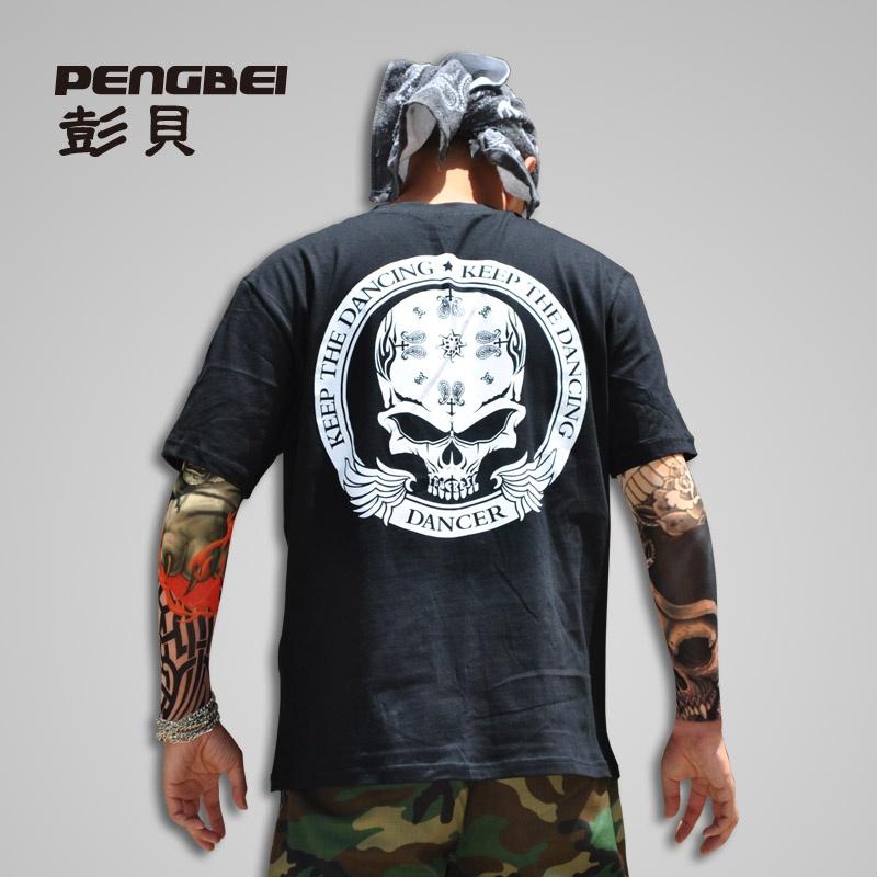 2015 summer brand famous fashion casual sport harajuku pyrex surf skate swag fitness hip hop element short sleeve t shirt(China (Mainland))