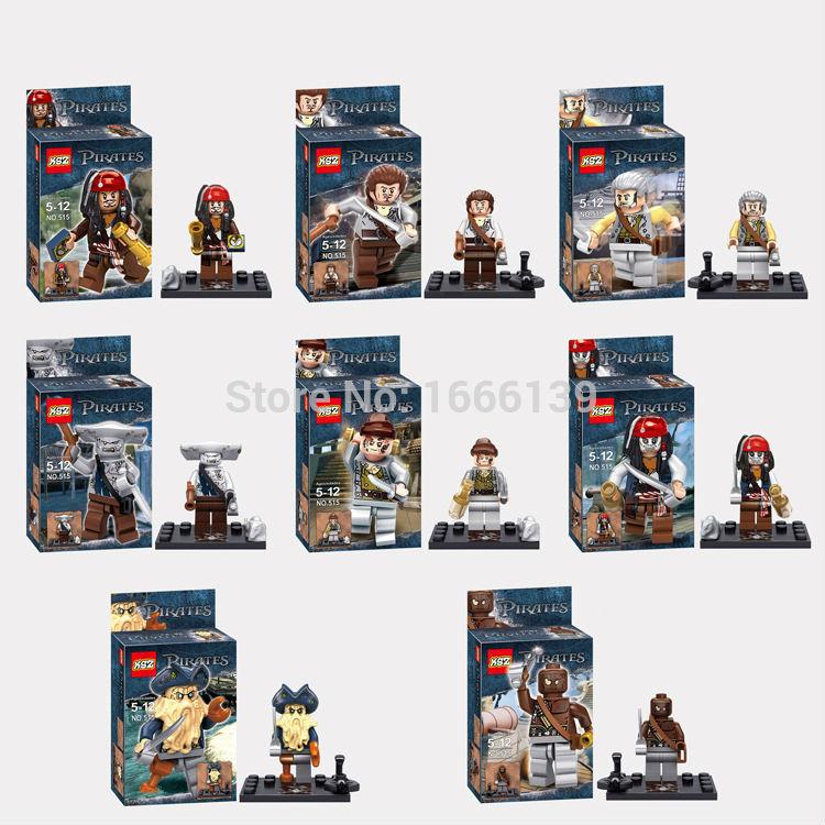 Lego Pirati Dei Caraibi 4184 Pirati Dei Caraibi Capitano