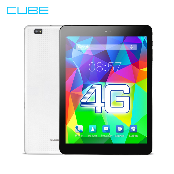 "Original cube t9 tablet 4g Dual 9.7"" 2048x1536 Retina Octa Core MTK8752 2GB 32GB Rom 13MP Phone Call Tablet(China (Mainland))"