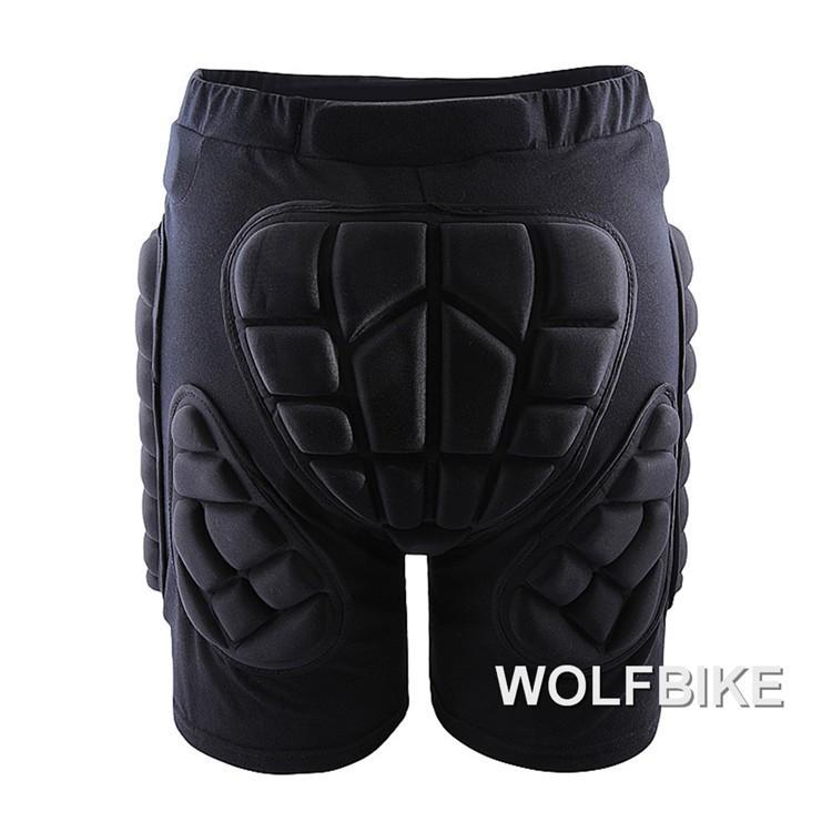 Черные короткие Защитные прокладки для бедер и ягодиц лыжи коньки сноуборд HTB11ACrGXXXXXbHXXXXq6xXFXXXE