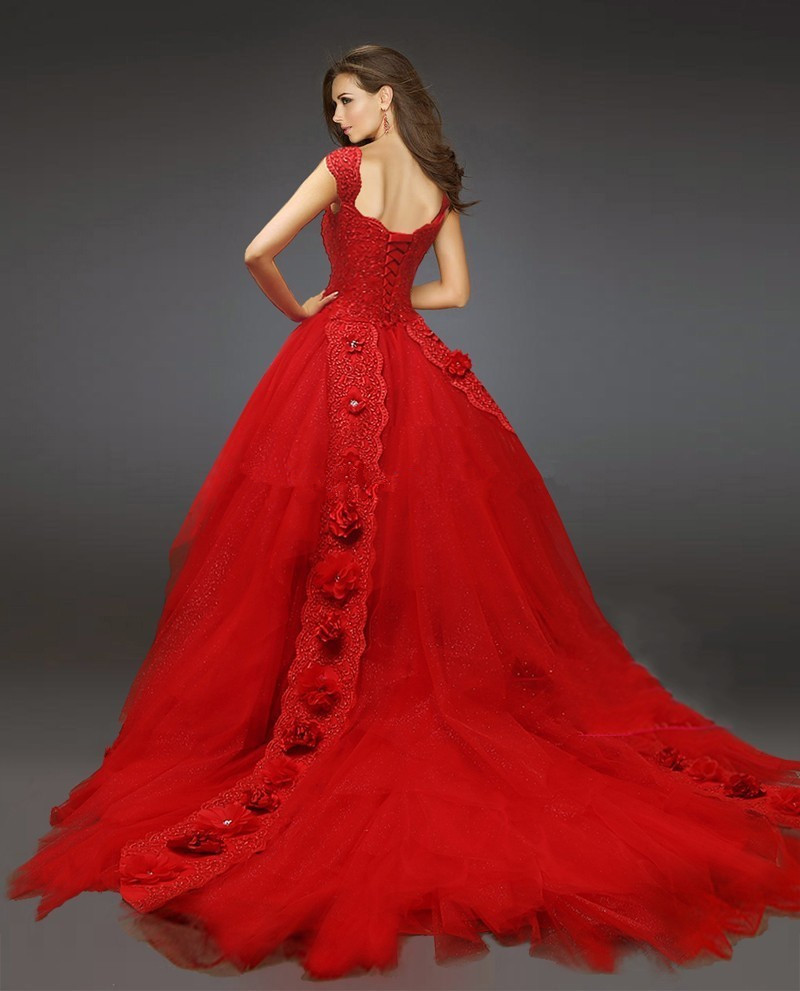 Image result for red colour dress photo