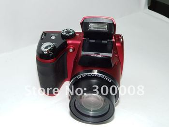 """Free shipping cameras  with 16mp sensor and 21x optical zoom,3.0"""" TFT LCD,professional and reliable"""