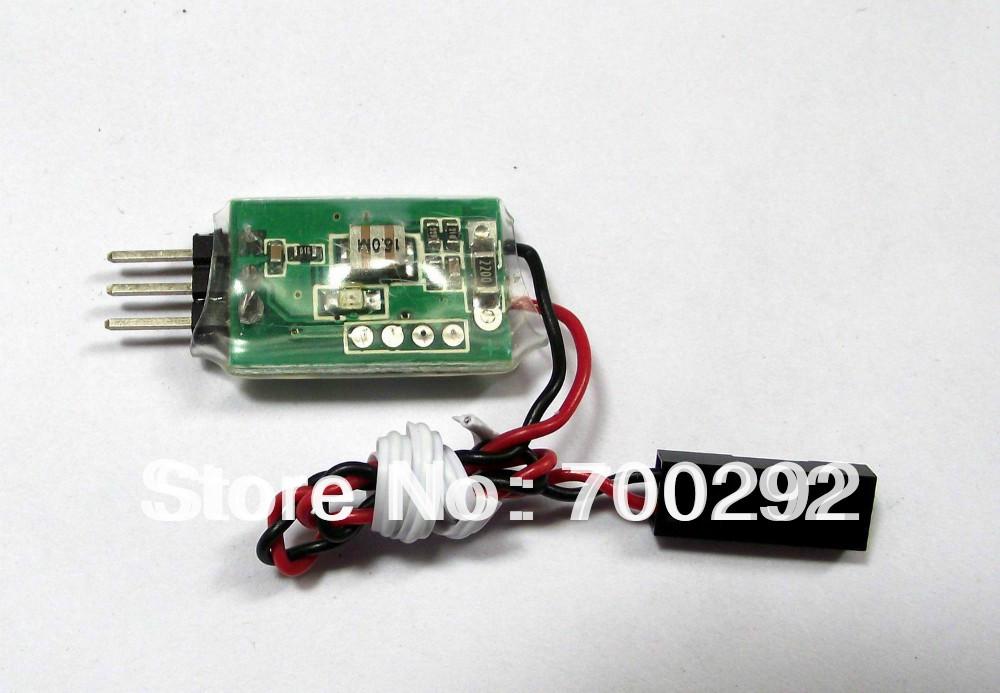Brushless motor speed controller used Brushless Converter for brushed ESC(China (Mainland))