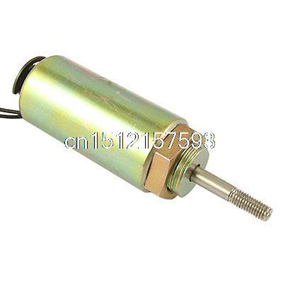 Здесь можно купить  18mm Stroke DC 24V 1.2A Liner Motion Tubular Solenoid  Электротехническое оборудование и материалы