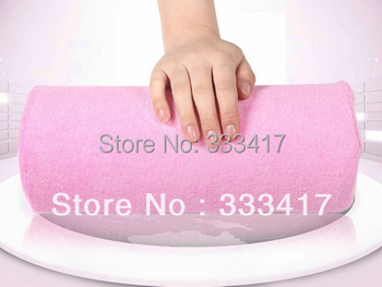 Free Shipping Can Unpick And Wash With Zipper Soft Hand Cushion Pillow Rest Nail Art Treatment [100008]