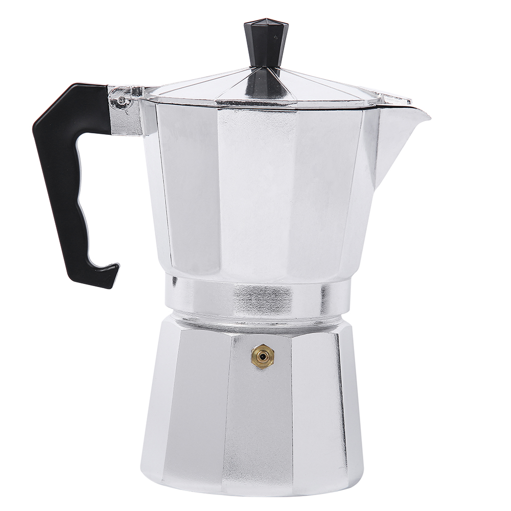 1cup Italian Stove top Moka espresso coffee maker percolator pot tool