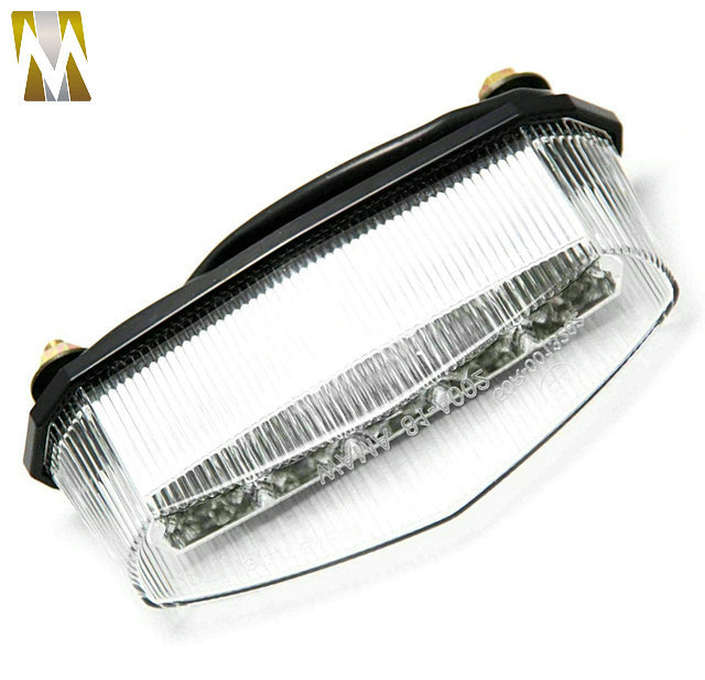 Motorcycle Brake Tail Light ATV HON DE KTM With 10 LED Clear Lens(China (Mainland))