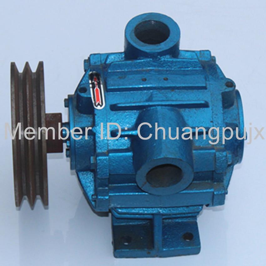 550L High Vacuum Industrial Fiber Rotary Blade Vacuum Pump for Mobile Milking Machine(China (Mainland))