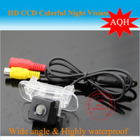 Car reverse camera for Benz- B200 CCD with parking distance reference line waterproof,Colorful night vision(China (Mainland))