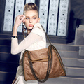 Women handbag High pu Leather portable shoulder chain bags Woven messager bag bolsa feminina carteras mujer