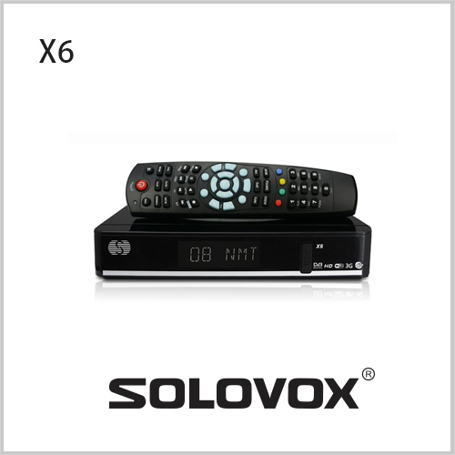 New Arrival 2PCS Genuine S X6 Satellite Receiver/ TV Box Support 2 USB WEB TV IPTV Card Sharing 3G modem Free Shipping(China (Mainland))