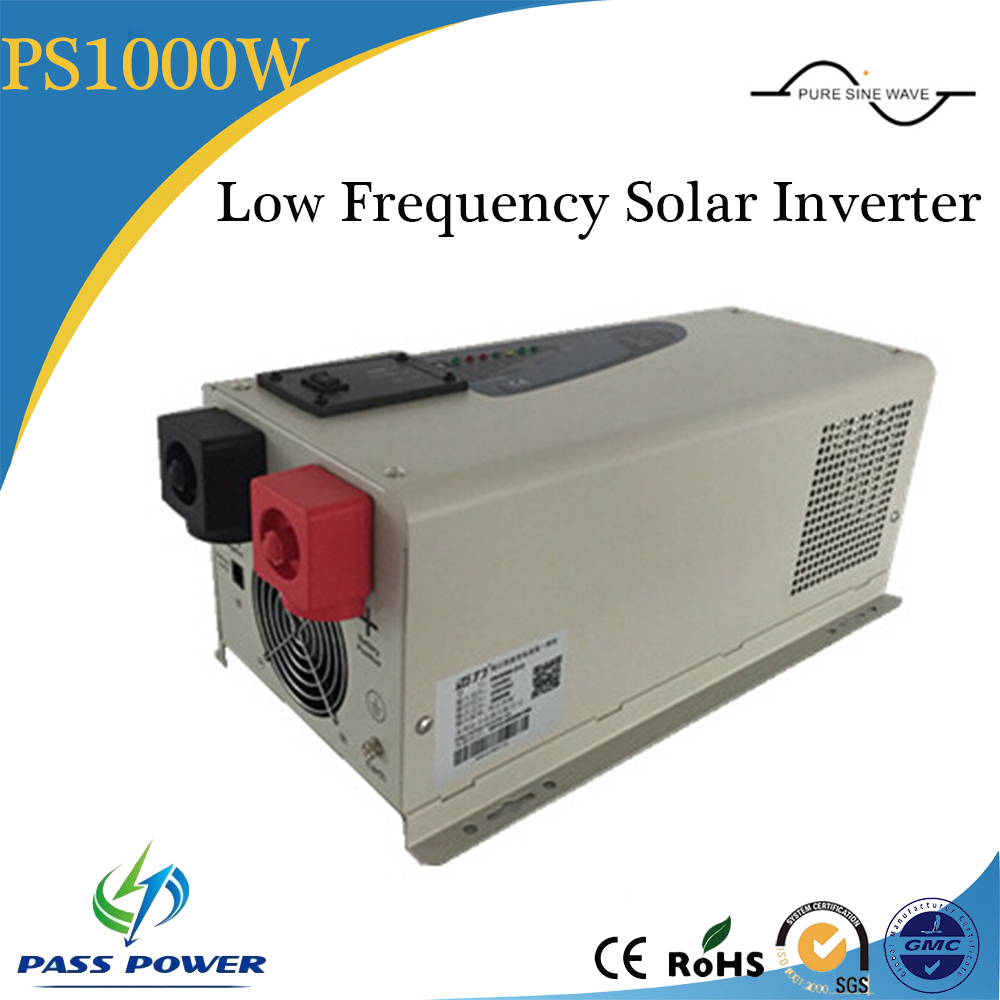 Low frequency Power inverter UPS pure Sine Wave Solar inverter 1000w(China (Mainland))