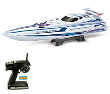 2.4G Radio Remote Control High Speed RC Racing Boat