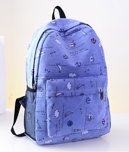 stacy bag hot sale women printing backpack girl canvas backpacks lady casual travel bags student school bag children backpacks<br><br>Aliexpress