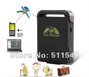 free shipping factory selling High quality Coban TK102-2 Vehicle / Car GPS tracker TK102 FOUR bands GPS tracking system