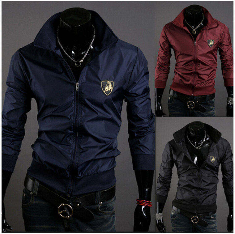 free shipping 2015new style fashion mens hooded coats