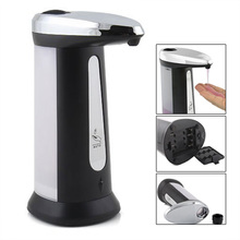 5x Automatic Soap Cream Dispenser Touchless Handsfree Free Shipping(China (Mainland))