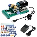 Pearl Drilling Holing Machine Driller Full Set Jewelry Tools