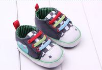 Cartoon  babyshoes baby toddler shoes baby shoes soft bottom wholesale