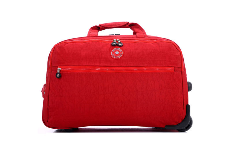 2014 new trolley bag solid Oxford men's travel bag. large capacity luggage suitcase three color droshipping - stanceyfan store