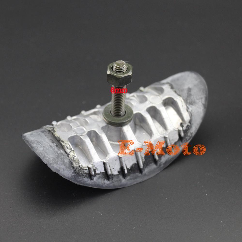 Wheel Aluminum Heavy Duty Rim Lock 2.15'' For Honda Yamaha Motorcycle Dirt Bike(China (Mainland))