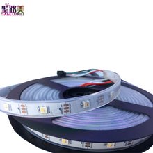Buy 5m/roll DC5V SK6812 (similar ws2812b ) RGBW 4 1 30/60 leds/pixels individual addressable led strip light IP30/IP67 waterproof for $24.66 in AliExpress store