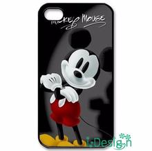 Fit for iphone 4 4s 5 5s 5c se 6 6s plus ipod touch 4/5/6 back skins cellphone case cover Cute Mickey Minnie Mouse