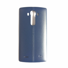 OEM for LG G4 Back Cover case leather Replacement for G4 All Version, Back shell Battery Cover Hard Case with NFC(China (Mainland))