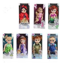 12 inches of evade glue fair young Sharon doll Princess Sophia dolls toy girls gift elsa anna sleeping beauty Cinderella bella