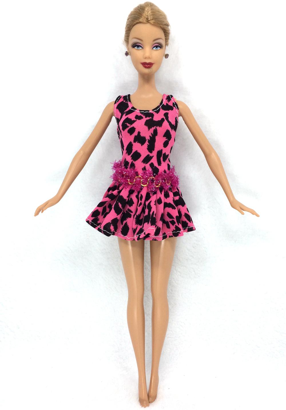 Платья для куклы барби 96