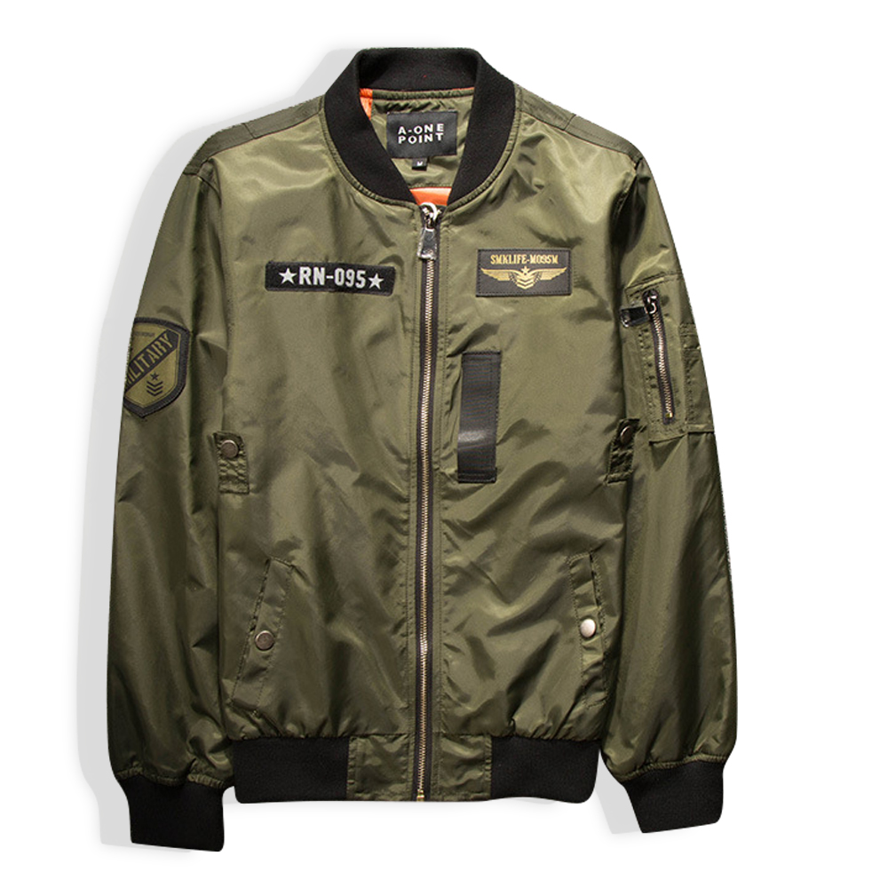 2015 Fashion Womens O-Neck Jacket Short Thin Bomber Jacket  Coat Pilots Outerwear Tops Air Force Jackets 2 Color QY026Одежда и ак�е��уары<br><br><br>Aliexpress