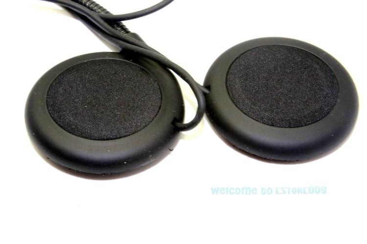 Latest FDC 800m BT interphone bluetooth motorcycle Motorbike helmet intercom Headset speaker + free Soft Earpiece