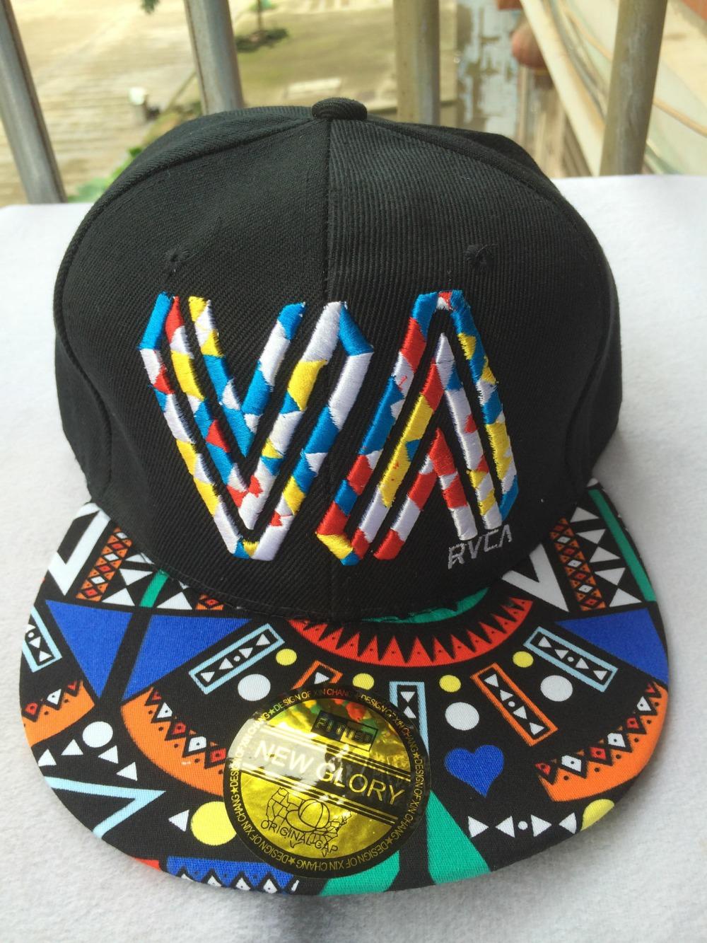 product Korean fashion hat flower hat flat brimmed hat VA skateboard hip-hop hat baseball caps men and women tide MZ-B007D030