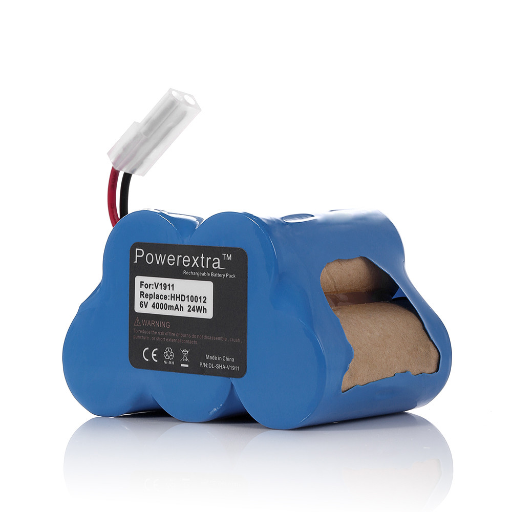 Rechargeable Battery For Shark Vacuum Power tool batteries 6v V1911 Euro-Pro XB1916 Handheld NIB Internal Replacement(China (Mainland))