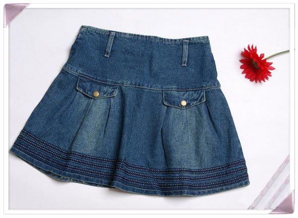 new guaranteed 100 fashion skirt denim skirt