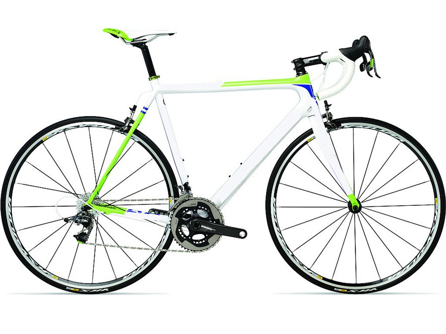 2015 green white carbon road bike frames racing bike frame super light Aero carbon road frame BSA/BB30 carbon road cycling oem(China (Mainland))