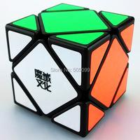 New Moyu  Skewb Cube Black Speed Cube Magic Cube Skweb  Puzzle MoYu Skewb Cube black