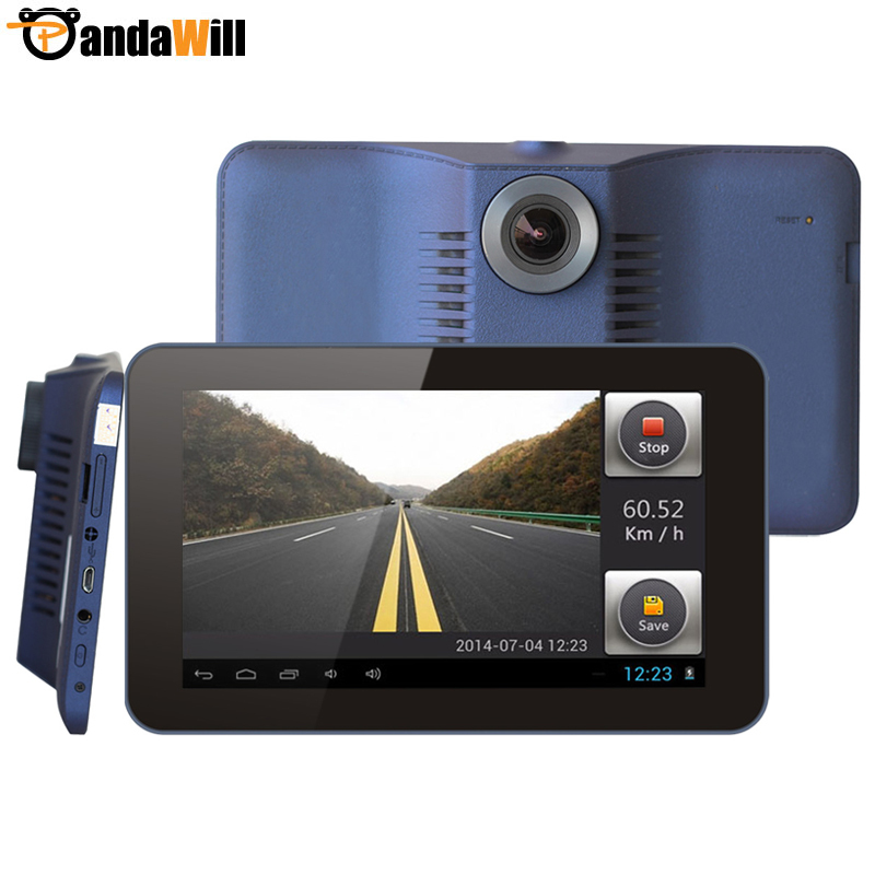 New 7 inch Android 4.4.2 Car GPS Navigation Car dvrs Camera Truck vehicle gps Tablet PC Built in16GB WIFI Navitel Or Europe map(China (Mainland))