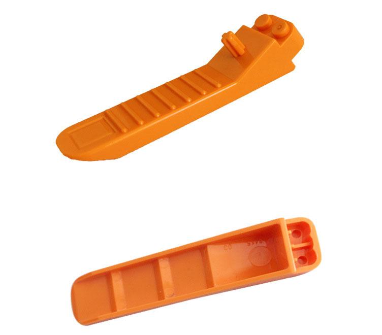 Orange Brick and Axle Separator LEGO® Human Tool 96874