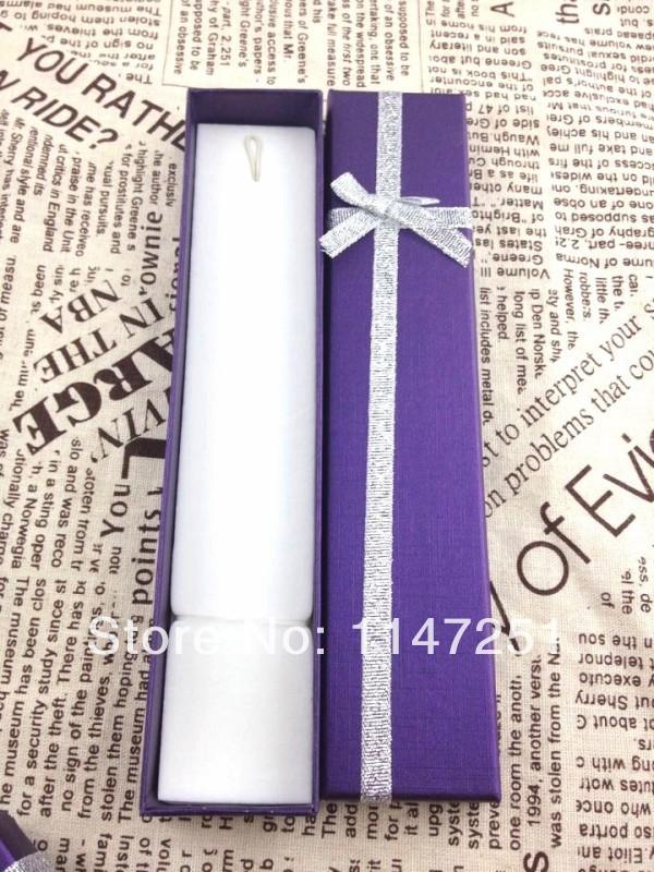 Fashion Jewelry Box ! Wholesale 24pcs/Lot Purple Jewelry Box Necklace/Bracelet Box Gift Packaging Box Free Shipping<br><br>Aliexpress