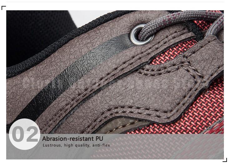 Free Shipping Clorts Women New Uneebtex Waterproof Hiking Shoes