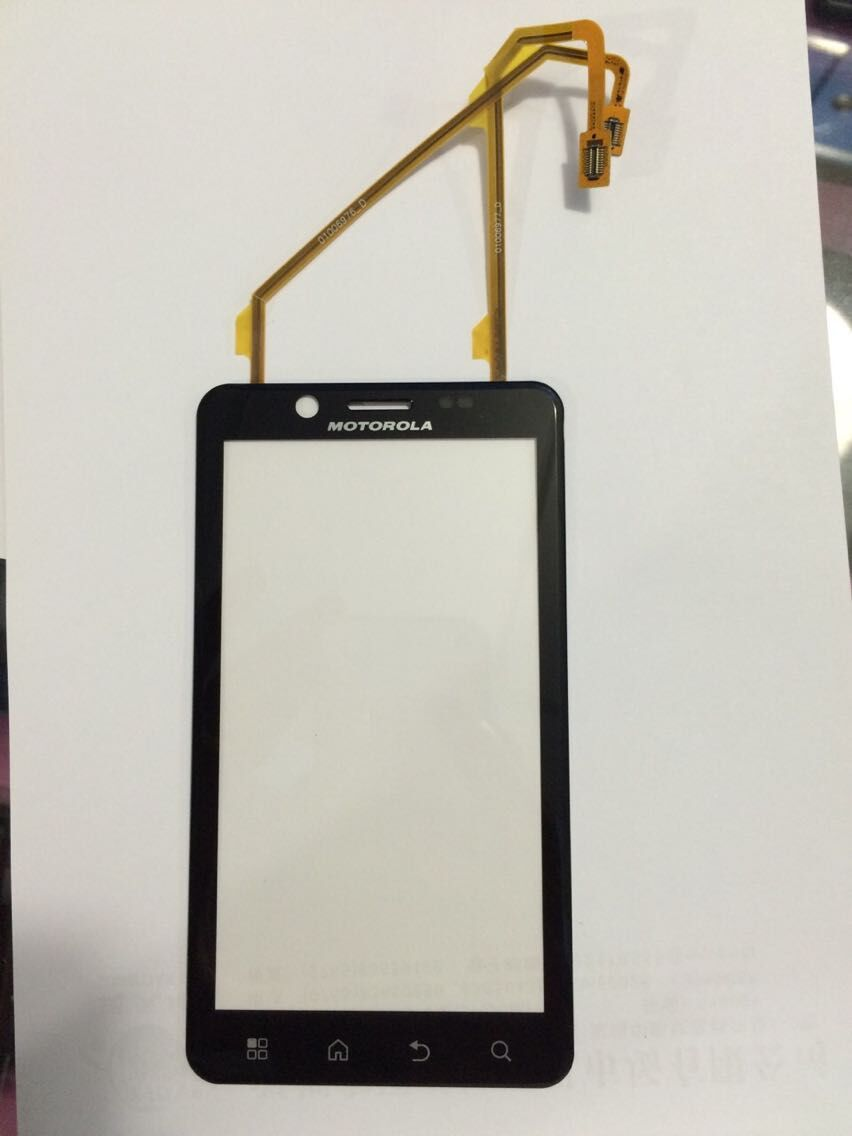 Brand New Touch Screen Digitizer For Motorola Droid Bionic XT875 Black Touch screen glass digitizer(China (Mainland))