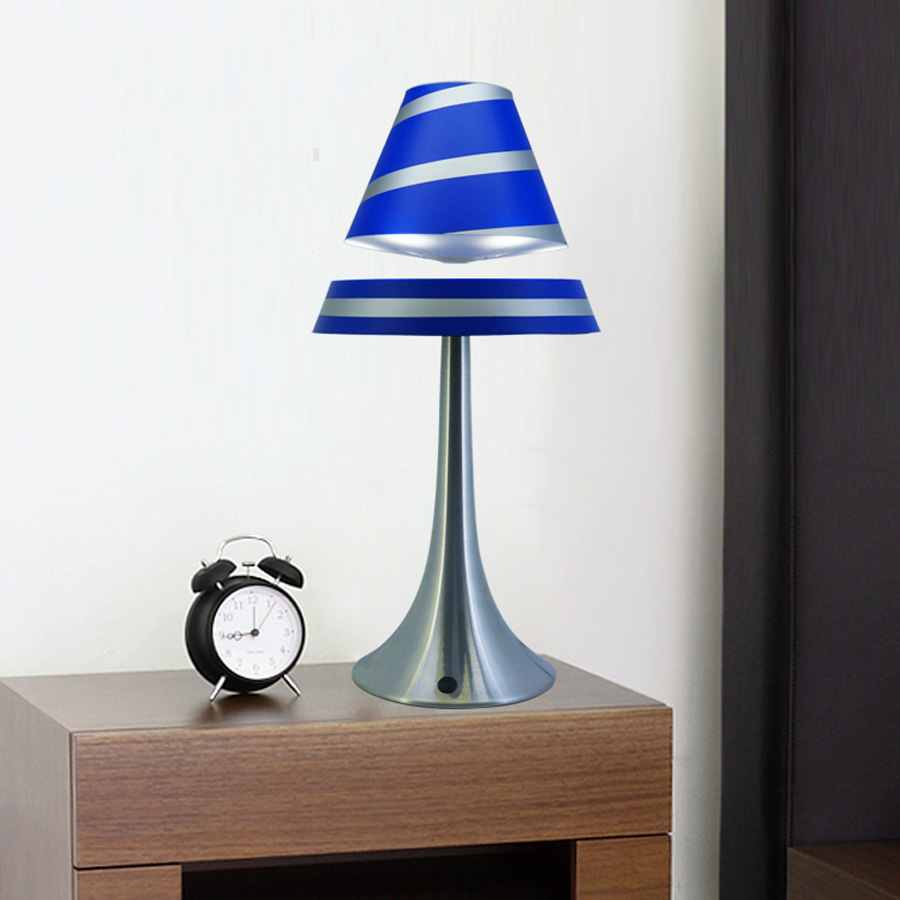 Novelty Light Magnetic Levitation Floating LED Table Lamp