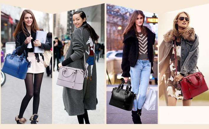 Bags For Women Top Limited Designer Handbags High Quality 2015 New Women Bag Handbag Genuine Portable Shoulder Crossbody Bolsas