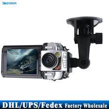 Free DHL Fedex 30pcs/lot Car DVR F900 Ambarella Recorder 1920 * 1080P 12MP 30fps DVR Full HD Video Recorder(China (Mainland))