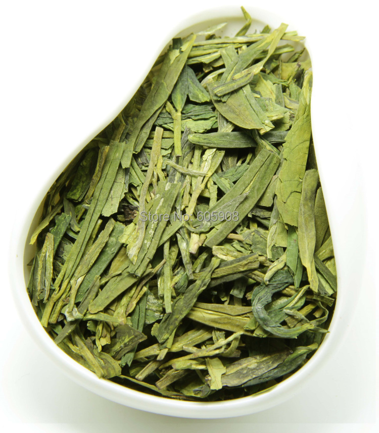 125g 2016 New Spring Longjing Green Tea* Long Jing Dragon Well Green Tea(China (Mainland))