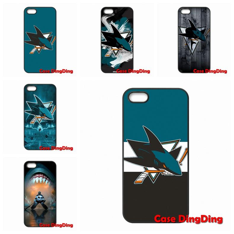 NHL San Jose Sharks For Sony Xperia Z Z1 Z2 Z3 Z4 Z5 Premium compact M2 M4 M5 C C3 C4 C5 E4 T3 Phone case cover(China (Mainland))